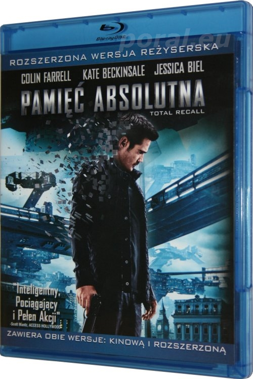Pamięć Absolutna | Total Recall (2012)
