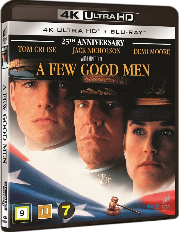 Ludzie Honoru - A Few Good Men (1992) - Film 4K Ultra-HD