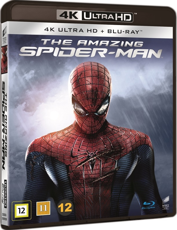 Niesamowity Spider-Man - The Amazing Spider-Man (2012) - Film 4K Ultra-HD