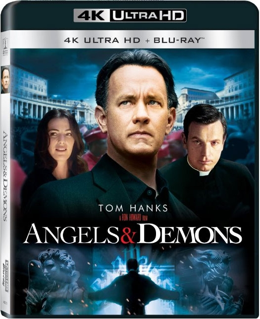 Anioły i Demony - Angels & Demons (2009) - Film 4K Ultra-HD