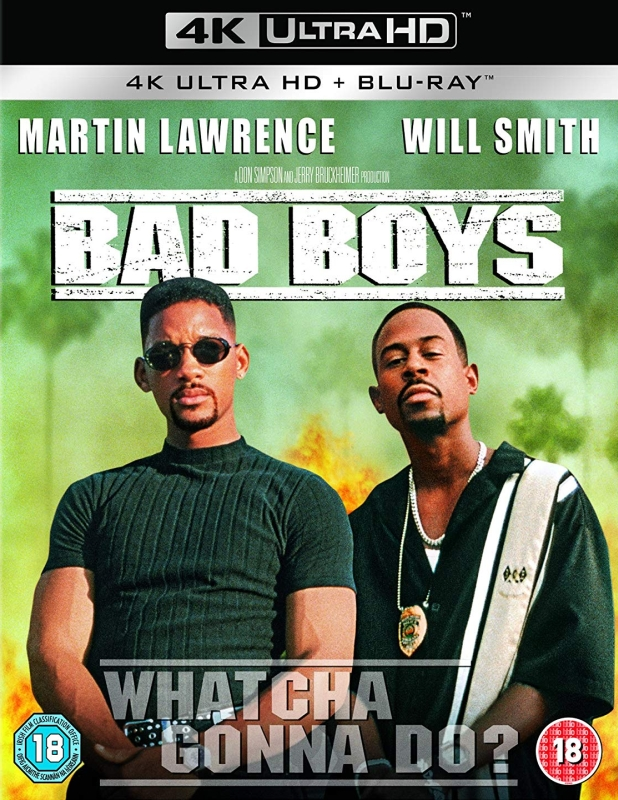 Bad Boys (1995) - Film 4K Ultra-HD