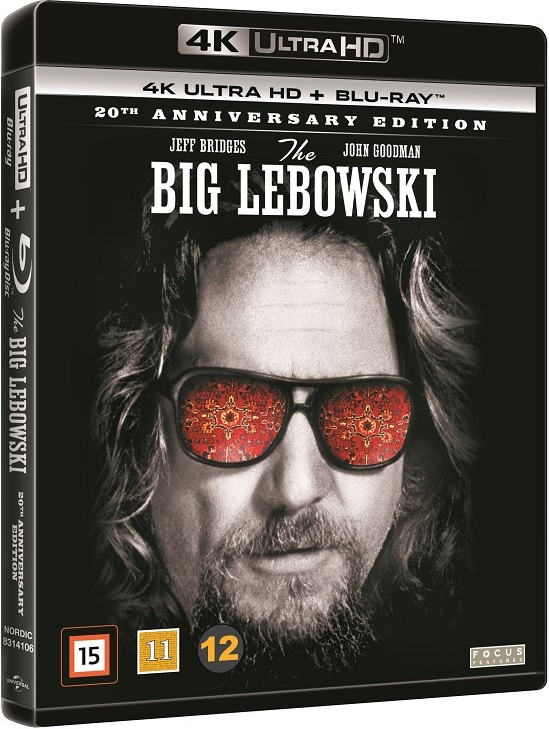 Big Lebowski (1998) - Film 4K Ultra-HD