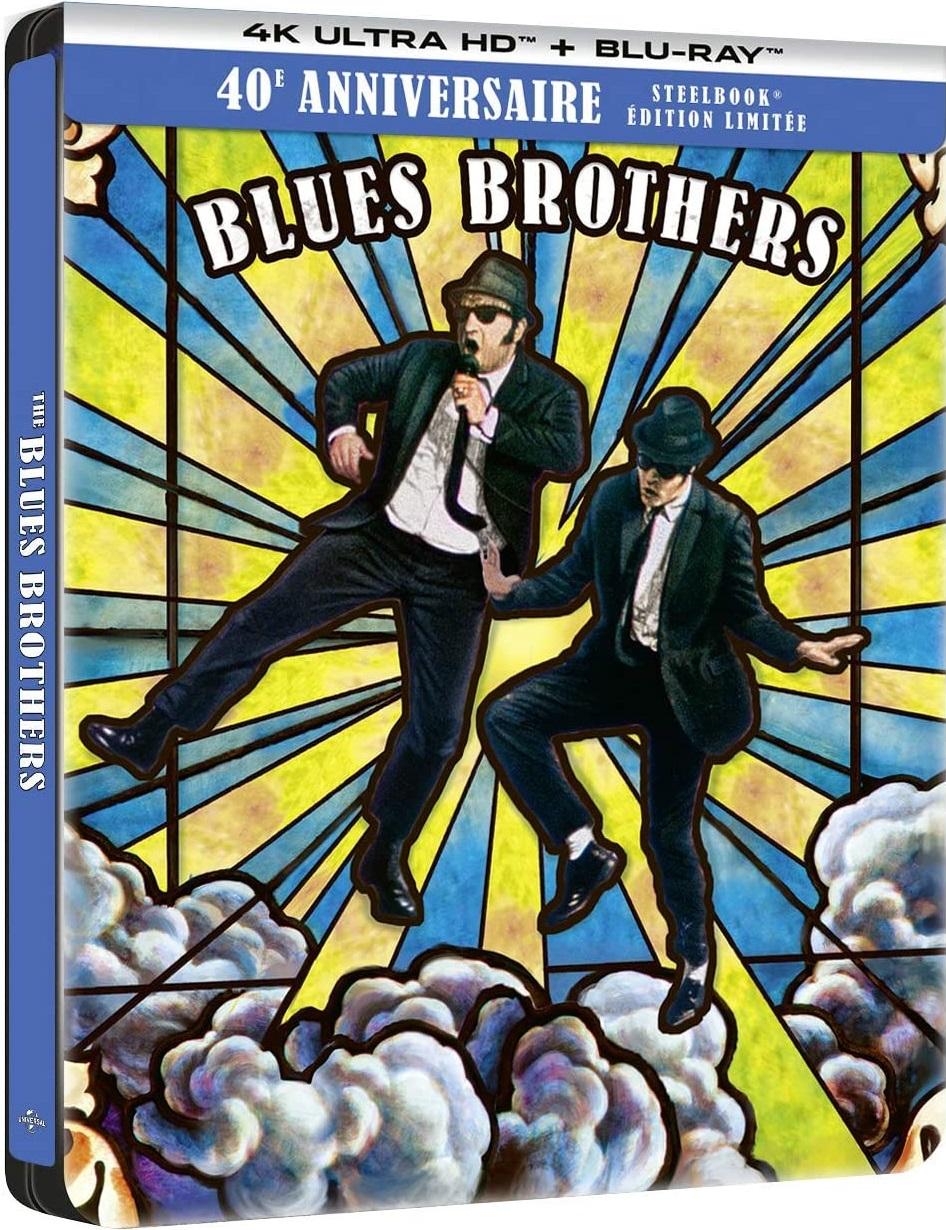 Blues Brothers (1980) - Film 4K Ultra-HD