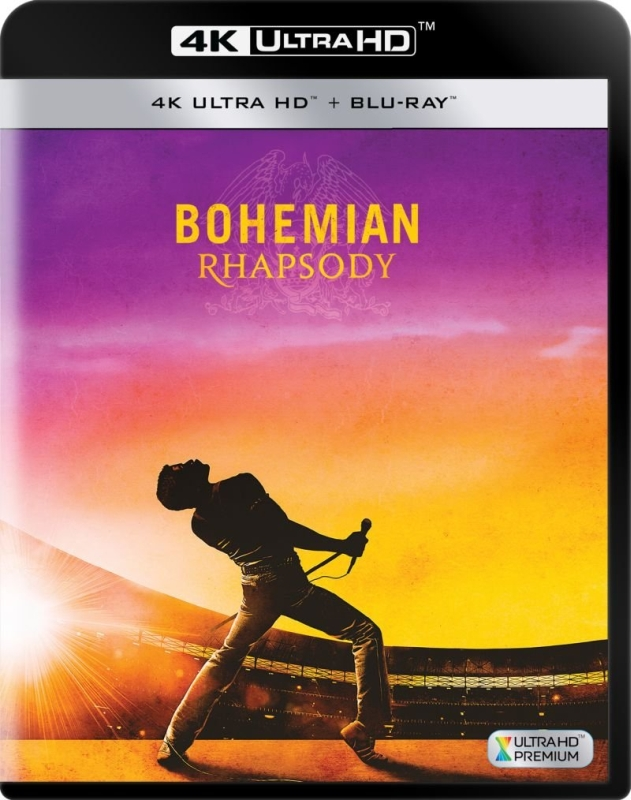 Bohemian Rhapsody (2018) - Film 4K Ultra-HD