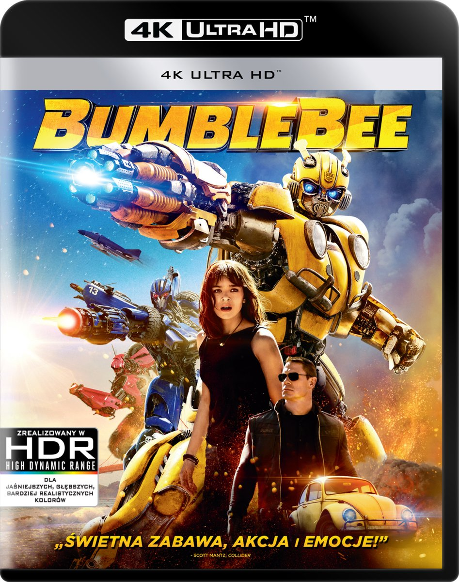 Bumblebee (2018) - Film 4K Ultra-HD