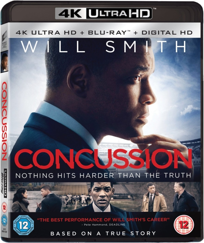 Wstrz±s - Concussion (2015) - Film 4K Ultra-HD