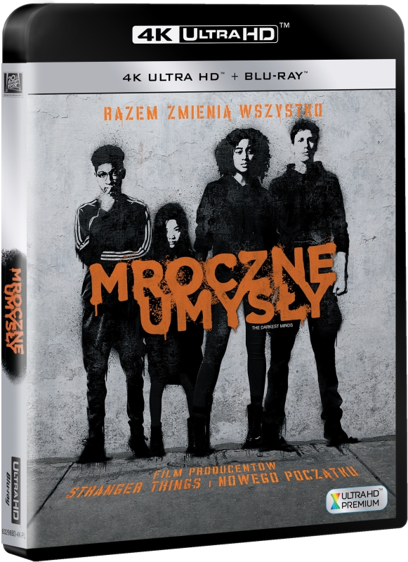 Mroczne Umysły - The Darkest Minds (2018) - Film 4K Ultra-HD