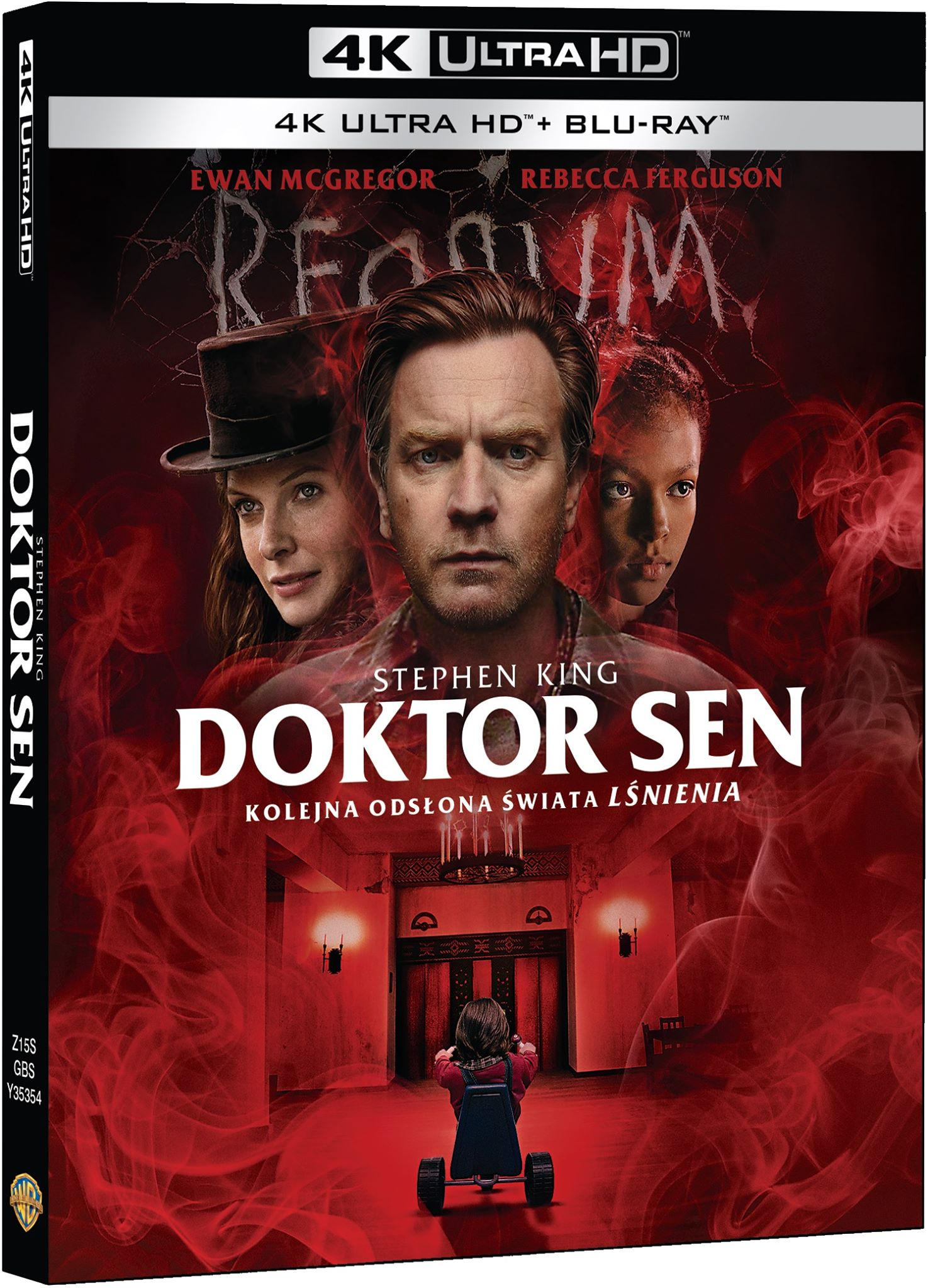 Doktor Sen - Doctor Sleep (2019) - Film 4K Ultra-HD