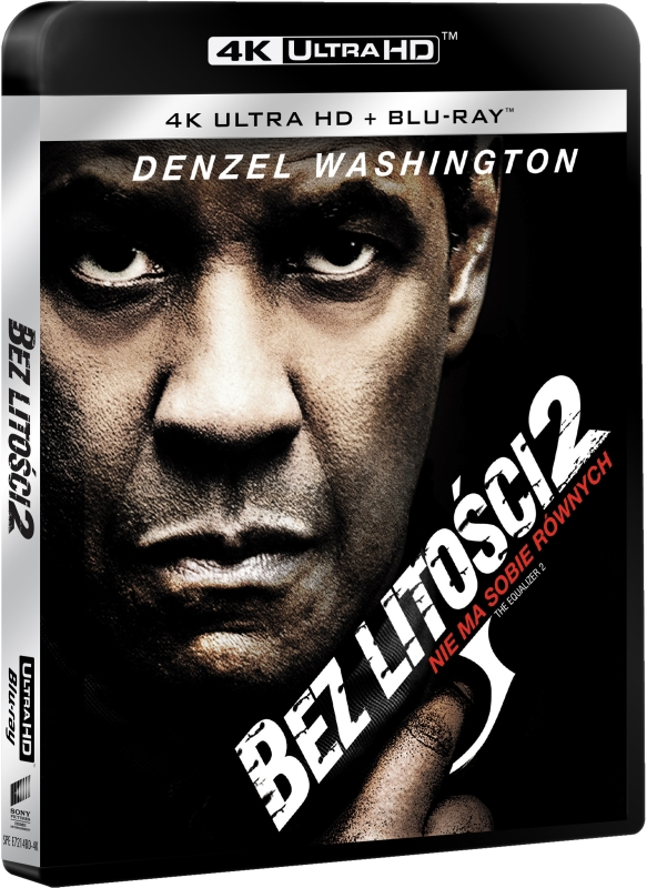Bez Litości 2 - The Equalizer 2 (2018) - Film 4K Ultra-HD
