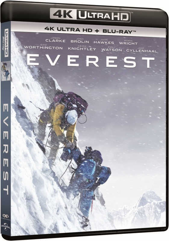 Everest (2015) - Film 4K Ultra-HD