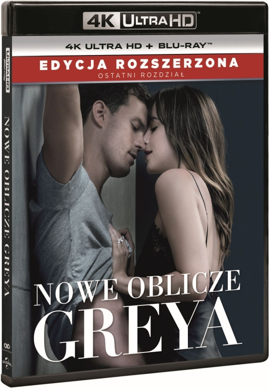 Nowe Oblicze Greya - Fifty Shades Freed (2018) - Film 4K Ultra-HD