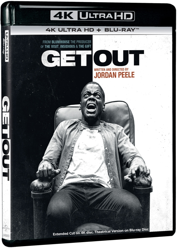Uciekaj! - Get Out (2017) - Film 4K Ultra-HD