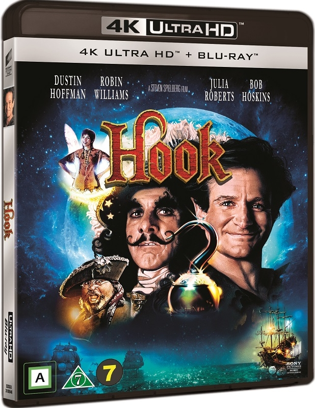 Hook (1991) - Film 4K Ultra-HD