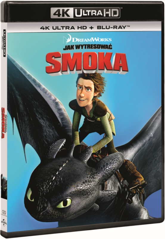 Jak Wytresowaæ Smoka - How to Train Your Dragon (2010) - Film 4K Ultra-HD