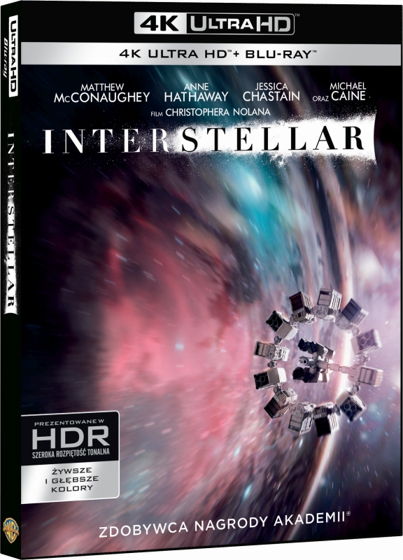 Interstellar (2014) - Film 4K Ultra-HD