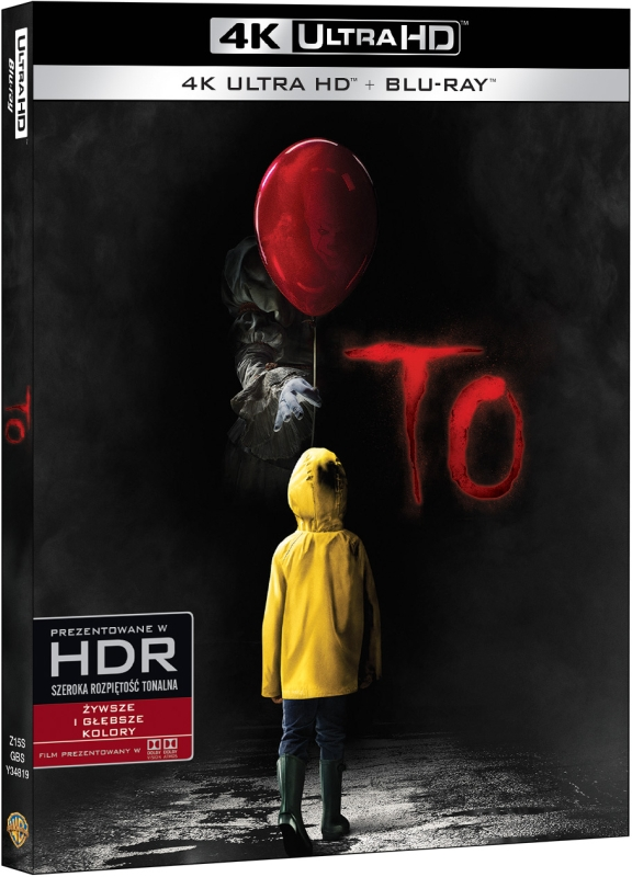 It -To (2017) - Film 4K Ultra-HD