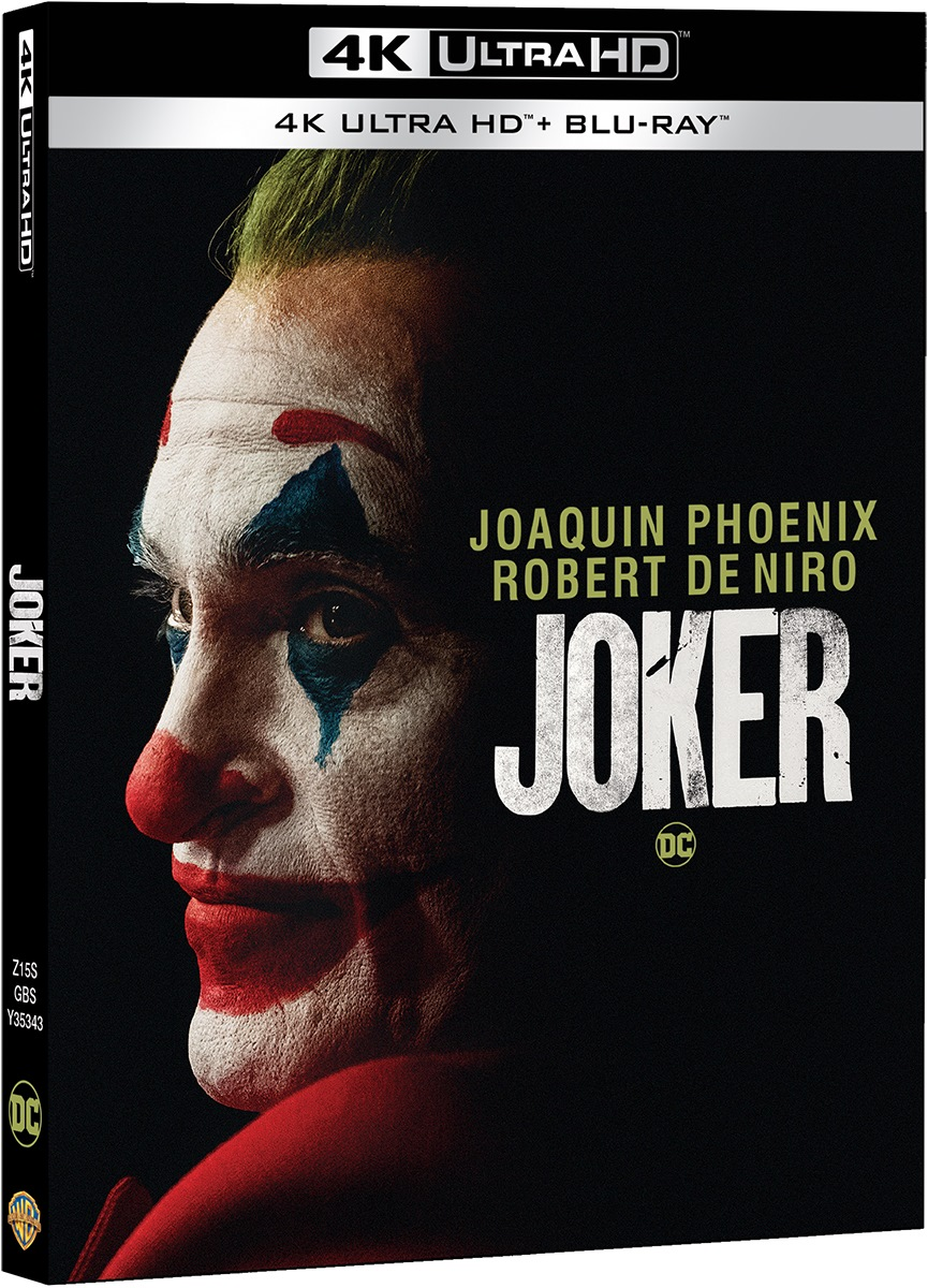 Joker (2019) - Film 4K Ultra-HD