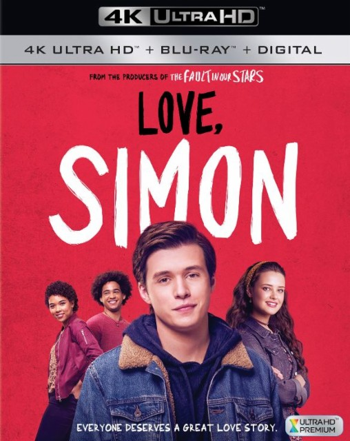 Twój Simon - Love, Simon (2018) - Film 4K Ultra-HD