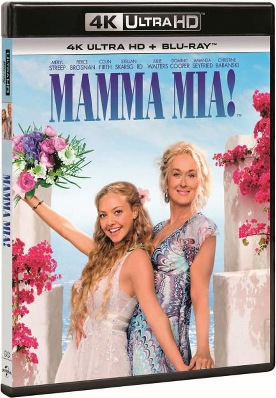 Mamma Mia! (2008) - Film 4K Ultra-HD