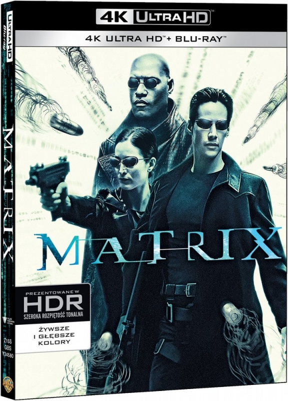 Matrix (1999) - Film 4K Ultra-HD