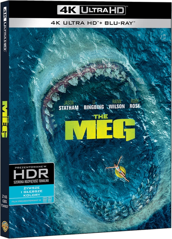 The Meg (2018) - Film 4K Ultra-HD