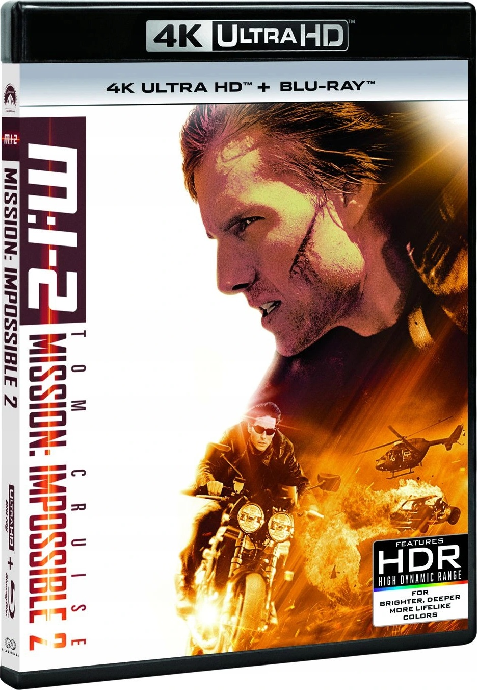 Mission: Impossible 2 (2000) - Film 4K Ultra-HD