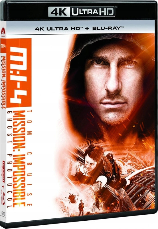 Mission: Impossible - Ghost Protocol (2011) - Film 4K Ultra-HD