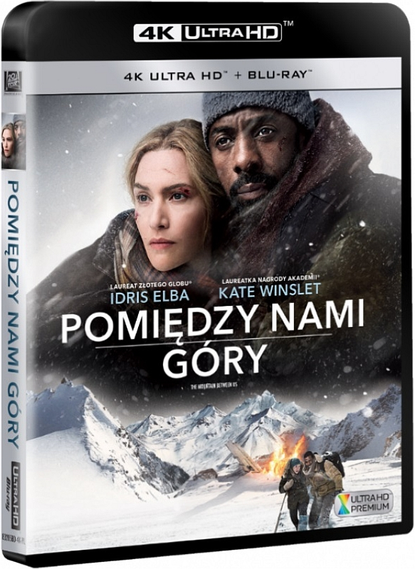 Pomiêdzy Nami Góry - The Mountain Between Us (2017) - Film 4K Ultra-HD