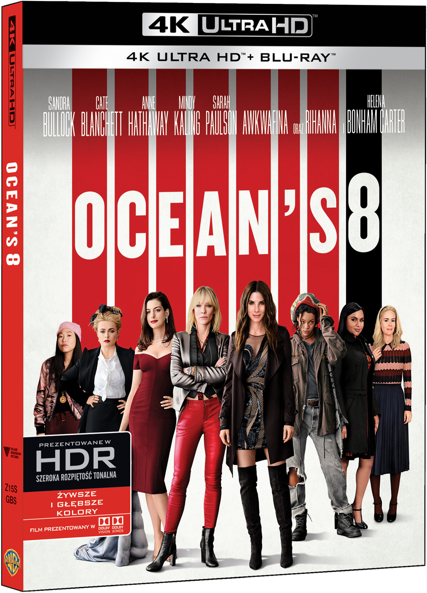 Ocean's 8 - Ocean's Eight (2018) - Film 4K Ultra-HD