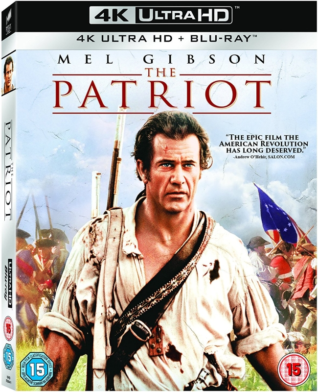 Patriota - The Patriot (2000) - Film 4K Ultra-HD