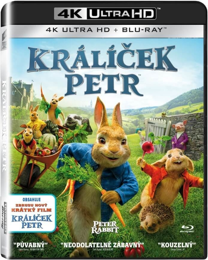 Piotru¶ Królik - Peter Rabbit (2018) - Film 4K Ultra-HD