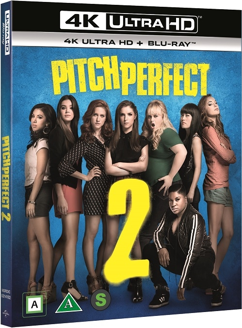 Pitch Perfect 2 (2015) - Film 4K Ultra-HD