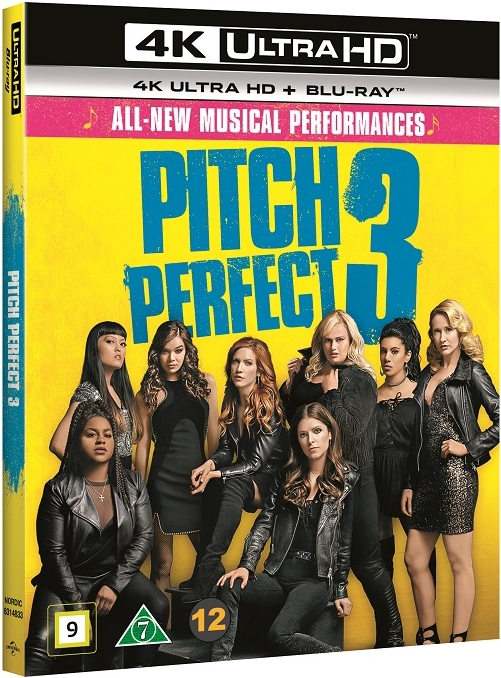 Pitch Perfect 3 (2017) - Film 4K Ultra-HD