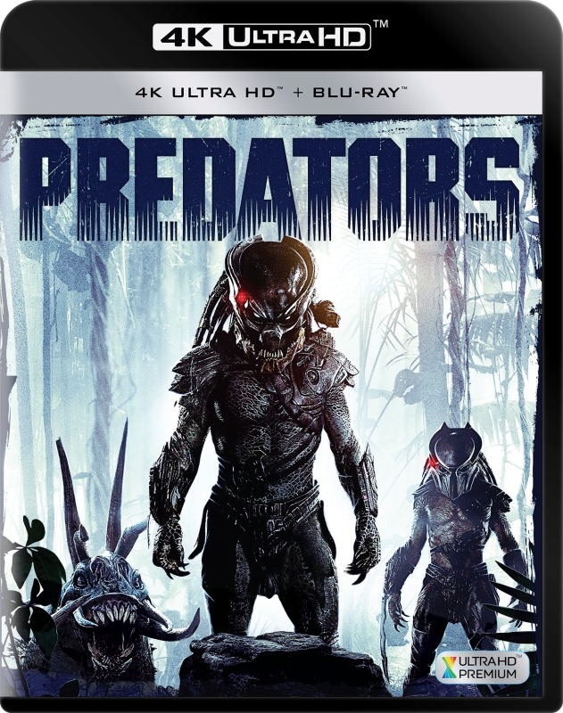 Predators (2010) - Film 4K Ultra-HD