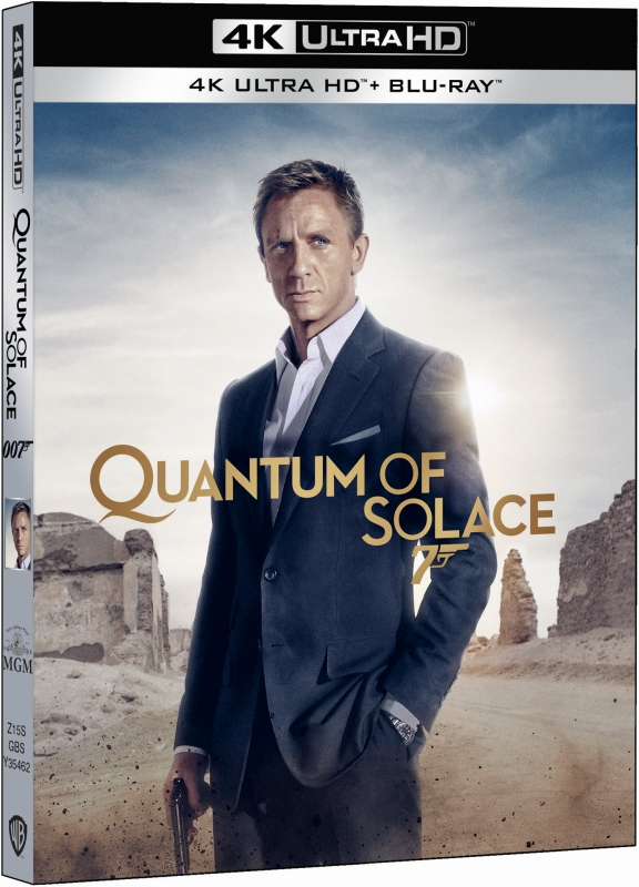 Quantum of Solace (2008) - Film 4K Ultra-HD