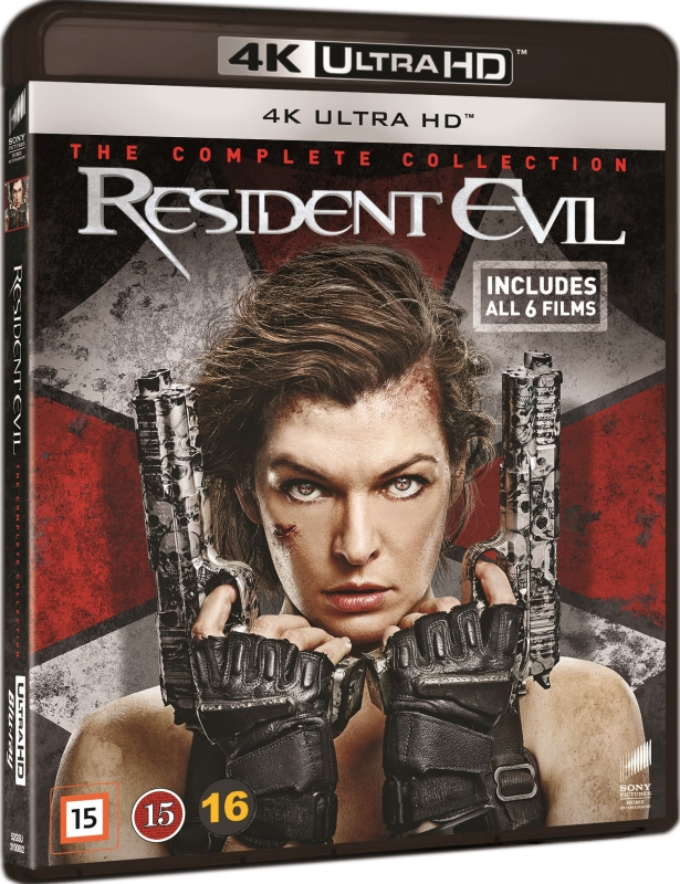 Resident Evil: Retrybucja - Resident Evil: Retribution (2012) - Film 4K Ultra-HD