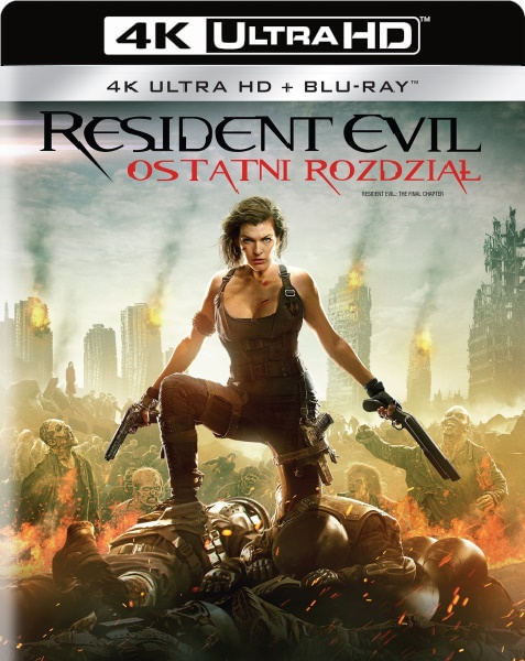 Resident Evil: Ostatni Rozdzia³ - Resident Evil: The Final Chapter (2016) - Film 4K Ultra-HD