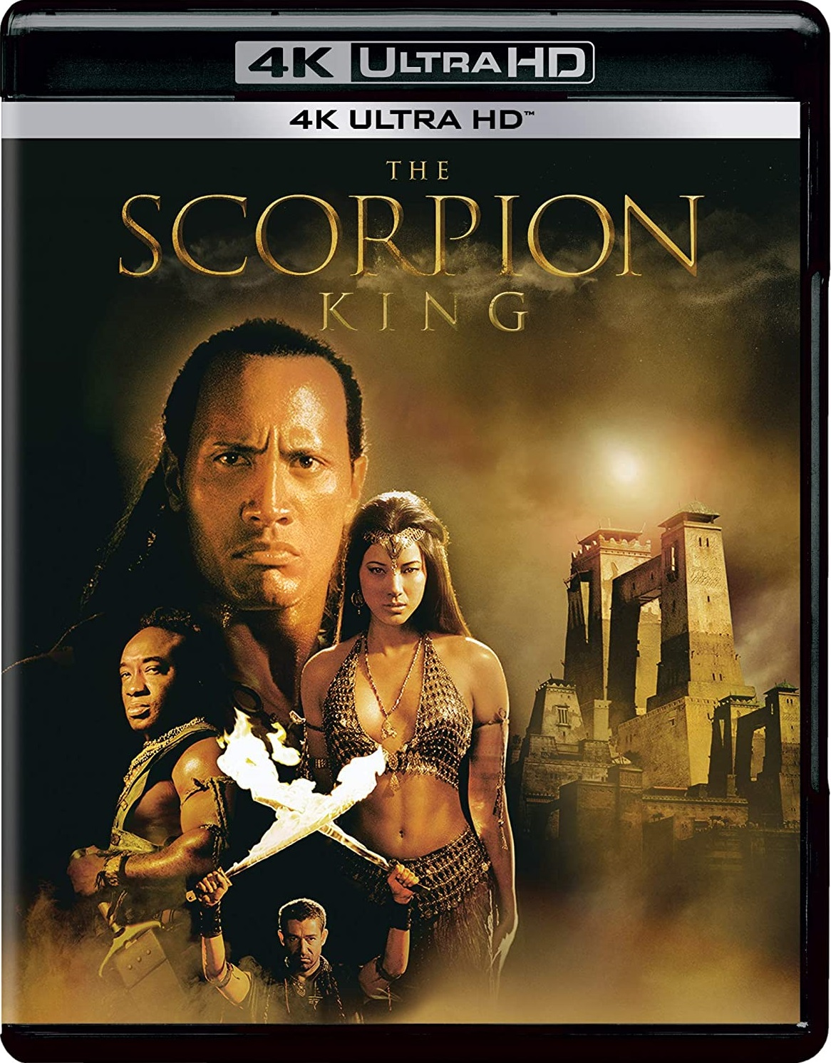 Król Skorpion - The Scorpion King (2002) - Film 4K Ultra-HD