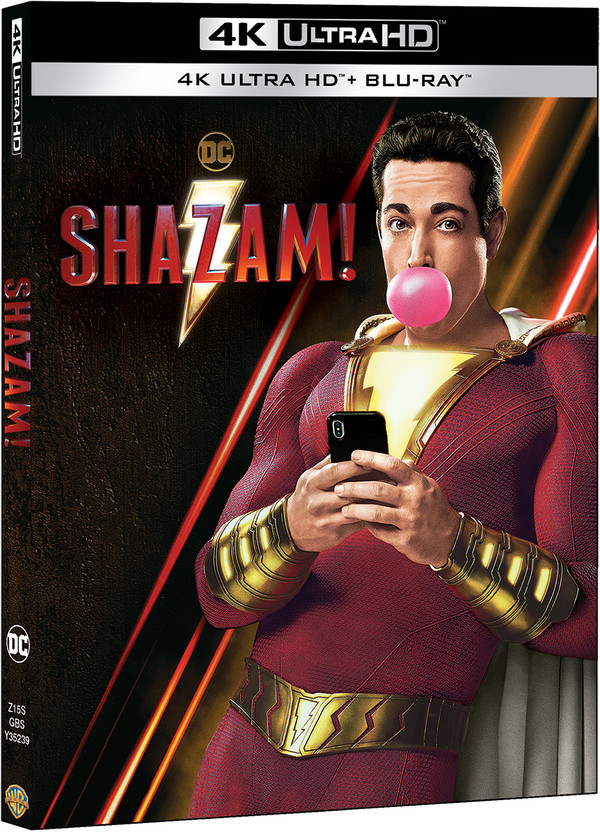 Shazam! (2019) - Film 4K Ultra-HD