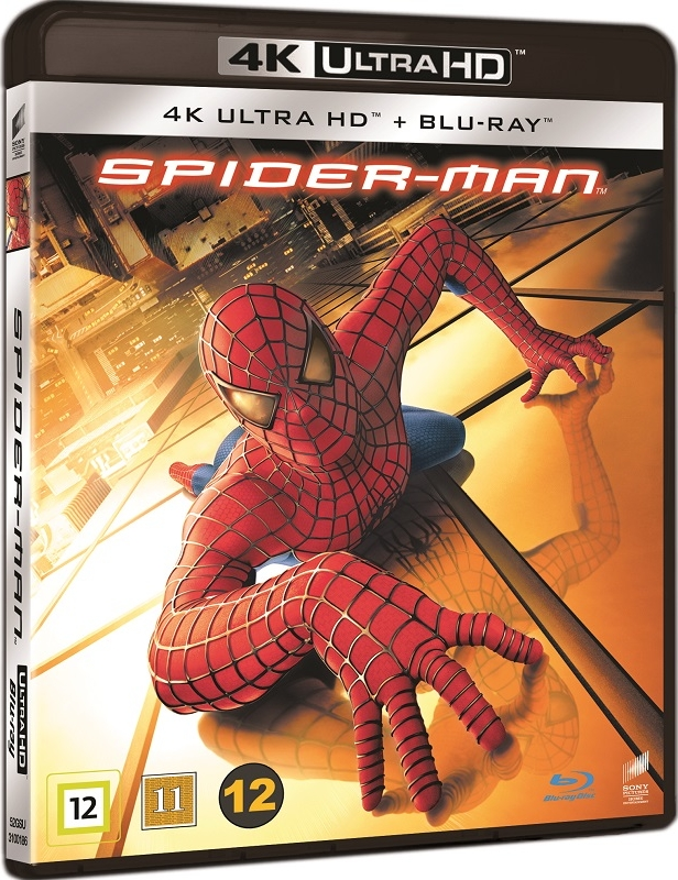 Spider Man (2002) - Film 4K Ultra-HD