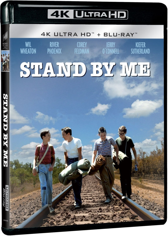 Stań przy Mnie - Stand by Me (1986) - Film 4K Ultra-HD