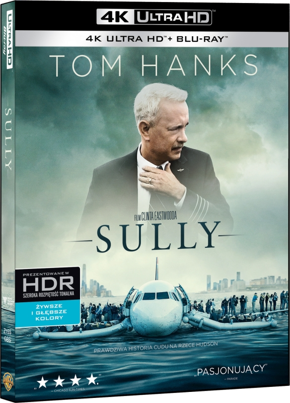 Sully (2016) - Film 4K Ultra-HD