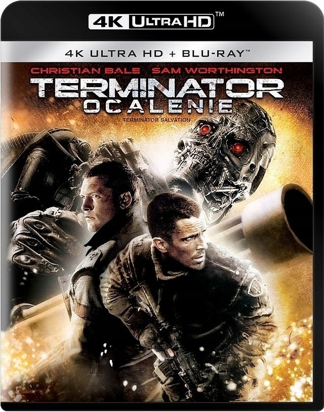 Terminator: Ocalenie - Terminator Salvation (2009) - Film 4K Ultra-HD