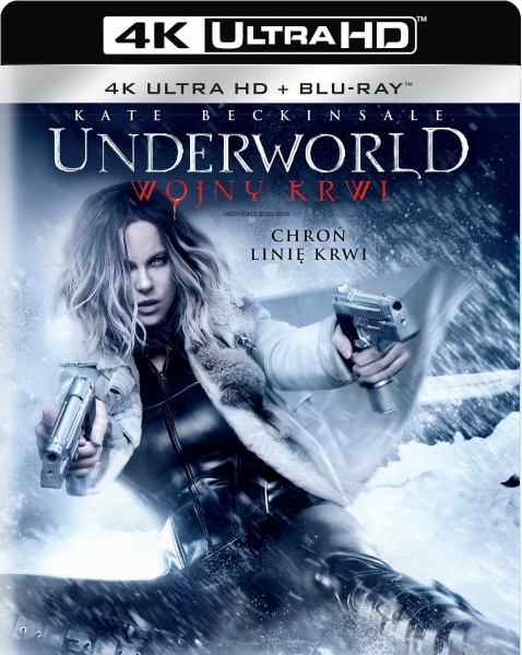 Underworld: Wojny Krwi - Underworld: Blood Wars (2016) - Film 4K Ultra-HD
