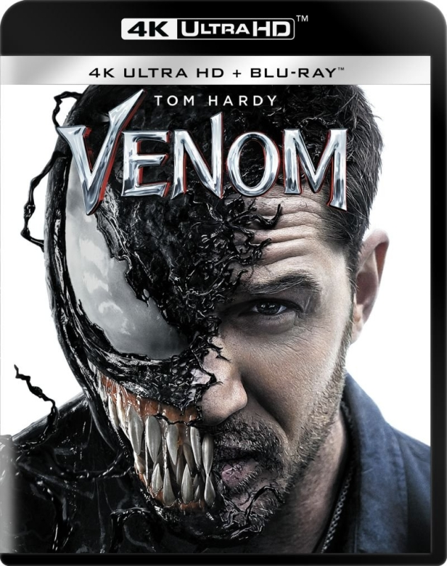 Venom (2018) - Film 4K Ultra-HD