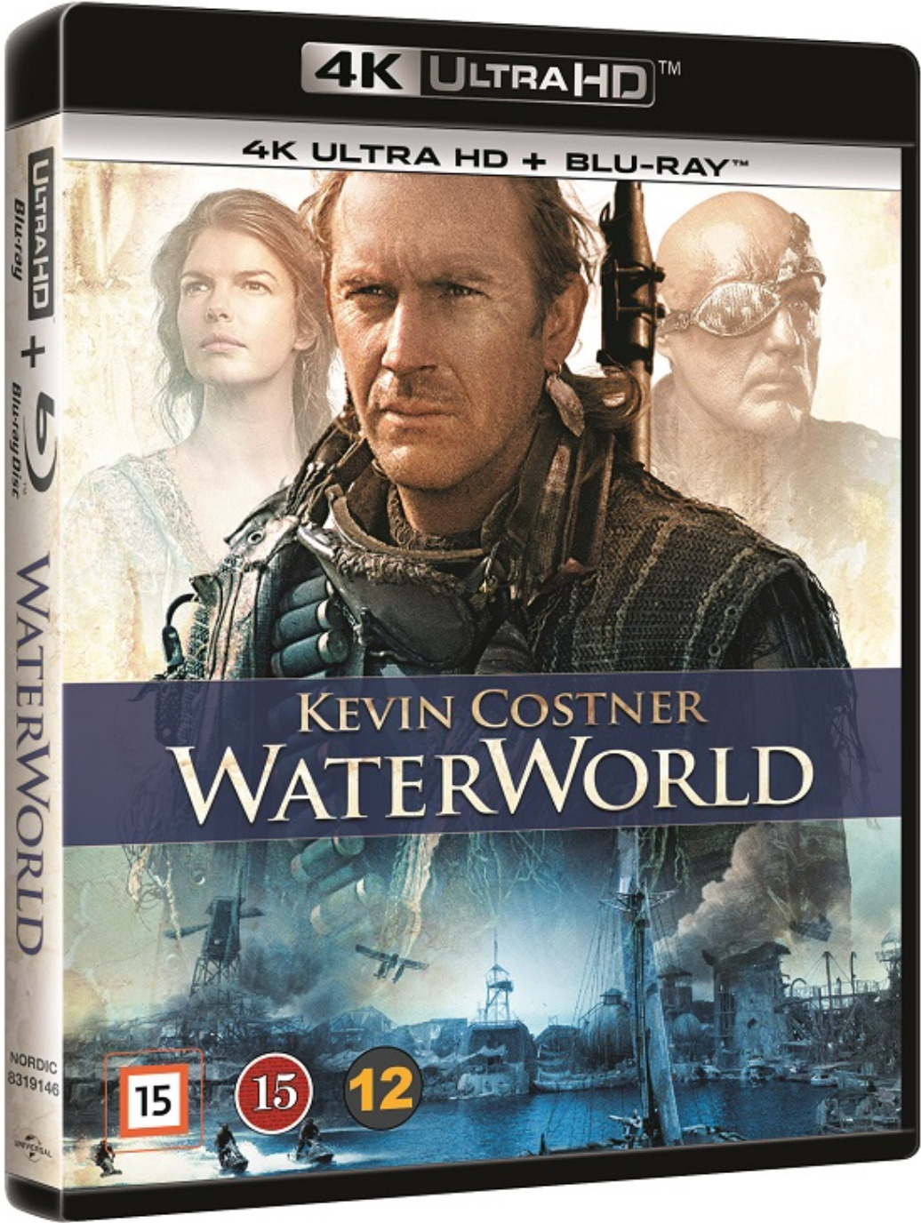 Wodny ¦wiat - Waterworld (1995) - Film 4K Ultra-HD
