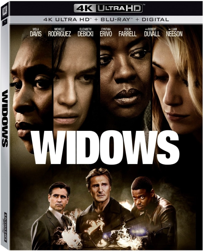 Wdowy - Widows (2018) - Film 4K Ultra-HD