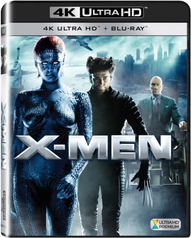 X-Men (2000) - Film 4K Ultra-HD