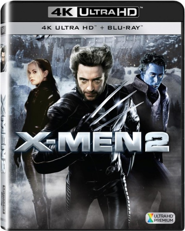 X-Men 2 (2003) - Film 4K Ultra-HD