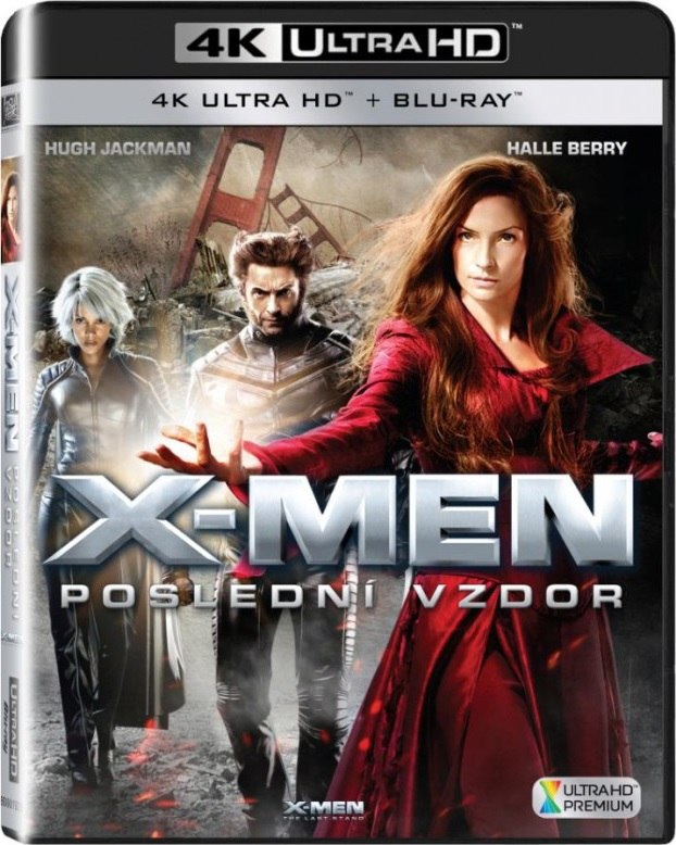 X-Men: Ostatni Bastion - X-Men: The Last Stand (2006) - Film 4K Ultra-HD